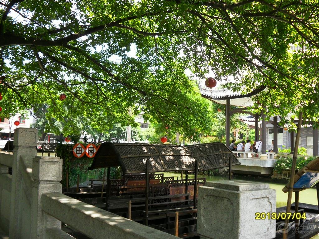 """广州首条""""水上绿道""""深受城市游客欢迎 游东涌""""水上绿道""""..."""