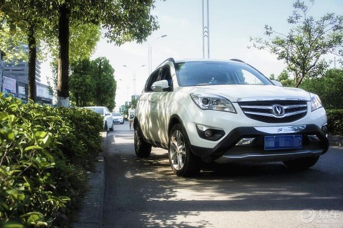 这车稳,暖男型SUV——长安CS35】_山东车友会_汽车论坛-易车网高清图片