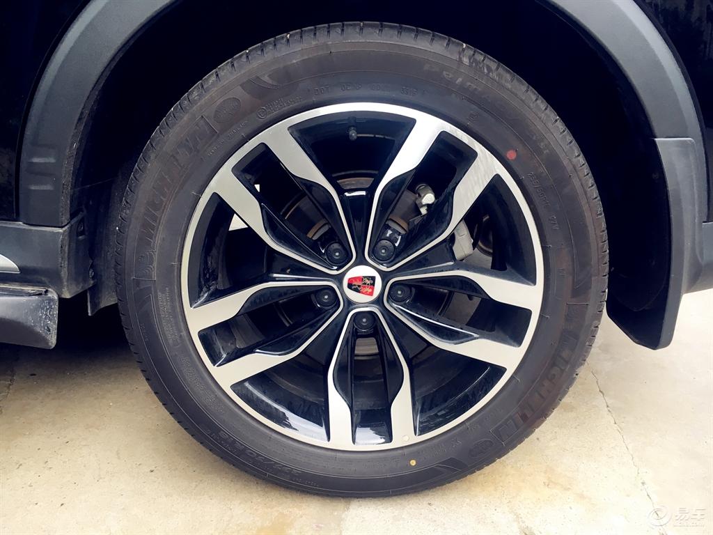 荣威rx3轮胎图片