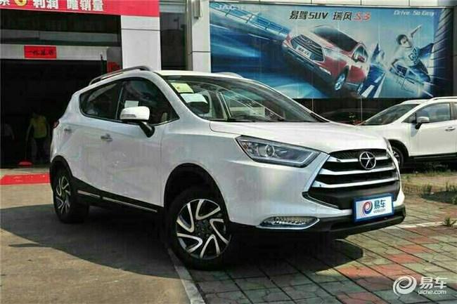 我想在河南新乡地区30 首付,3年分期付款买一款江淮瑞风S3高清图片