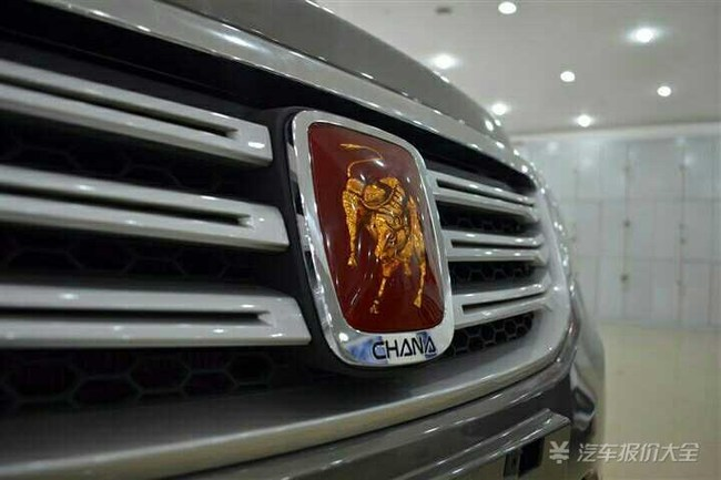 欧尚车标换成长安之星的那个牛头标志会不会好看 -欧尚买车问答
