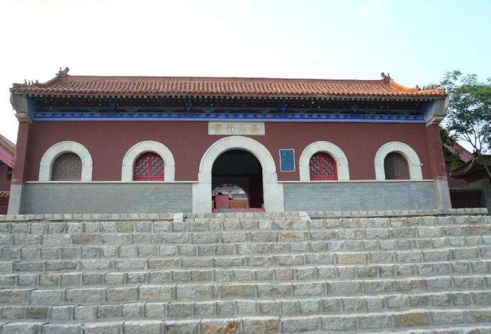 铁佛寺图片