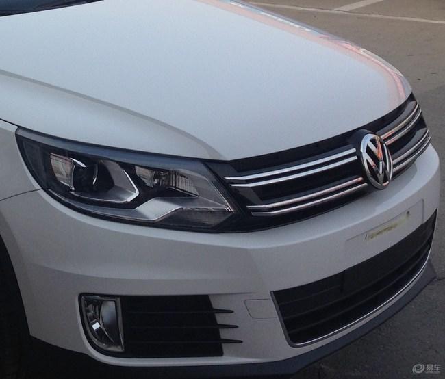 白色1.8T四驱豪华提车作业+置换新车被4S销售忽悠