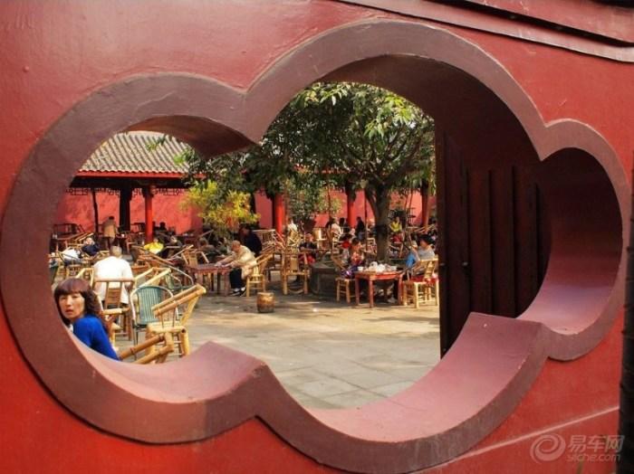昭觉寺图片
