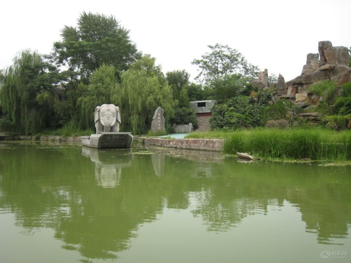 灞陵桥图片