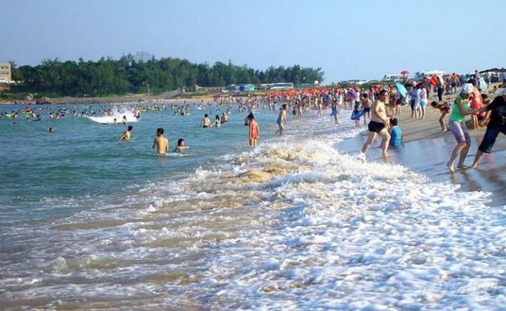自驾游 目的地 广东 汕尾 红海湾   11张照片 目的地介绍 红海湾遮浪