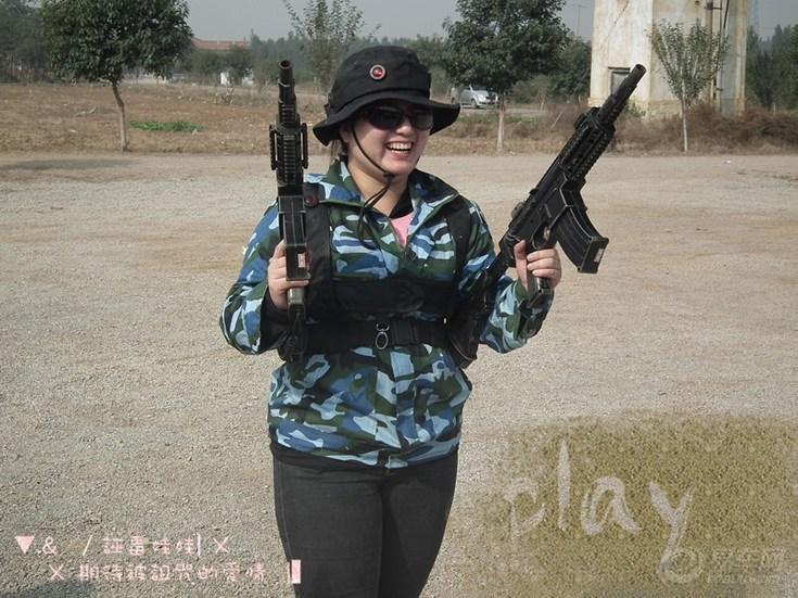 真人双枪入肛_【双枪_准备穿着装备_浏览相册图片