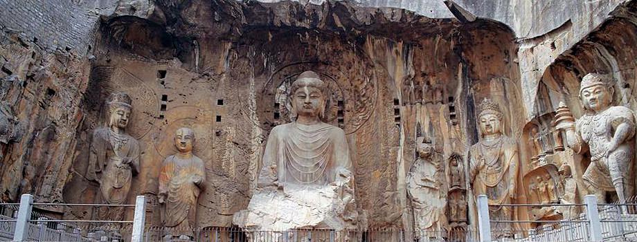 河南旅游资源丰富,名胜古迹众多.