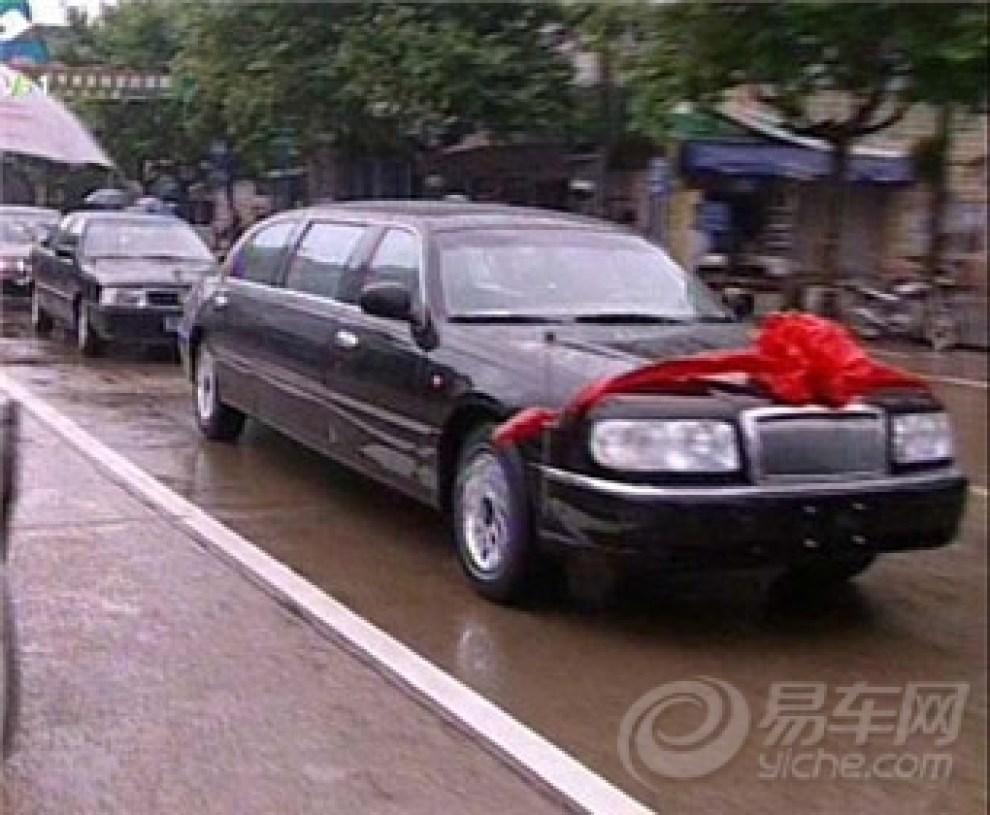 红旗CA7460加长型轿车图片