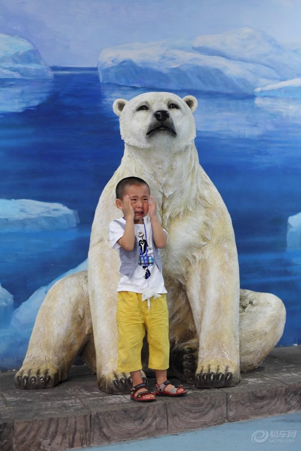 【首发】西安曲江海洋馆和西安曲江海洋极地公园