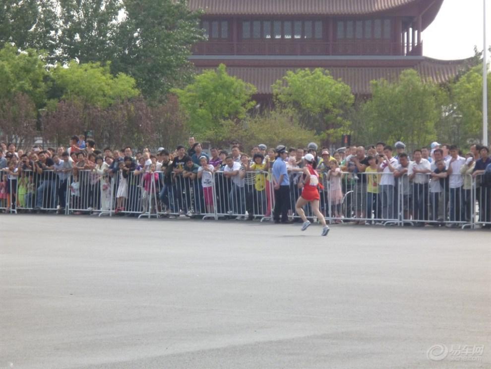 天津武清国际马拉松赛分享