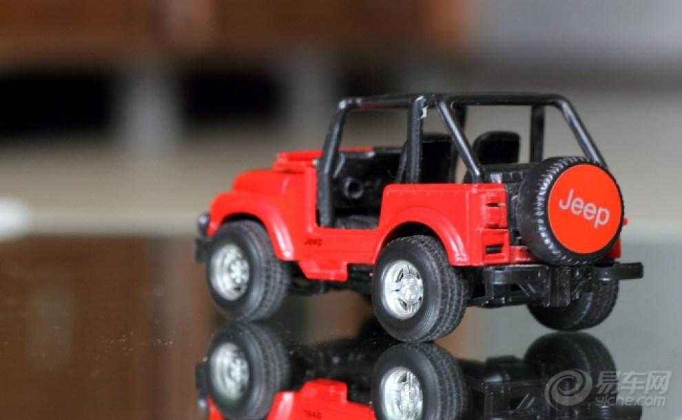 越野的利器 jeep高清图片