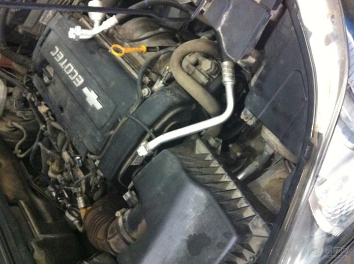 雪佛兰科鲁兹空调泵问题,2年坏了2个.