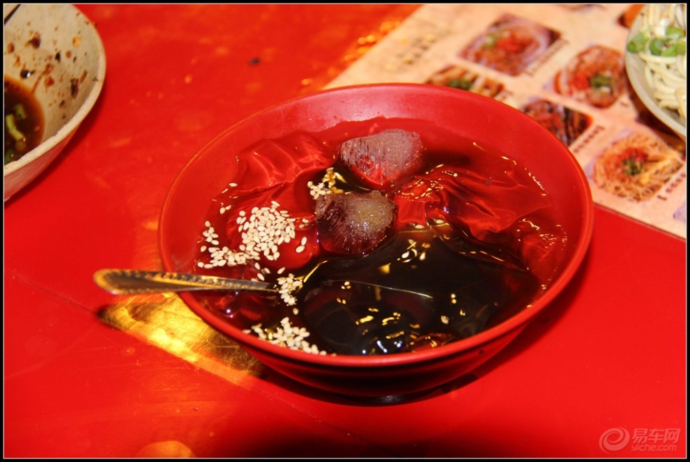 【【太仓凉粉小吃】四川线路一绝--伤心美食】小吃美食四川图片