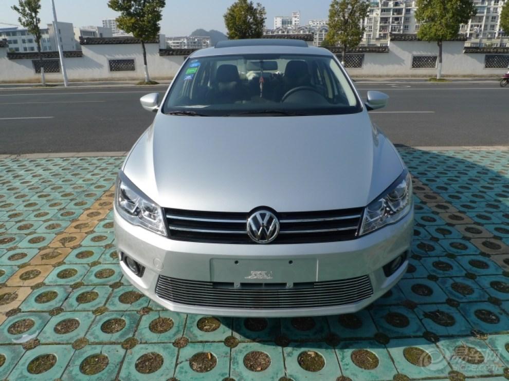 新捷达银色1.6自舒提车作业以及改装作业