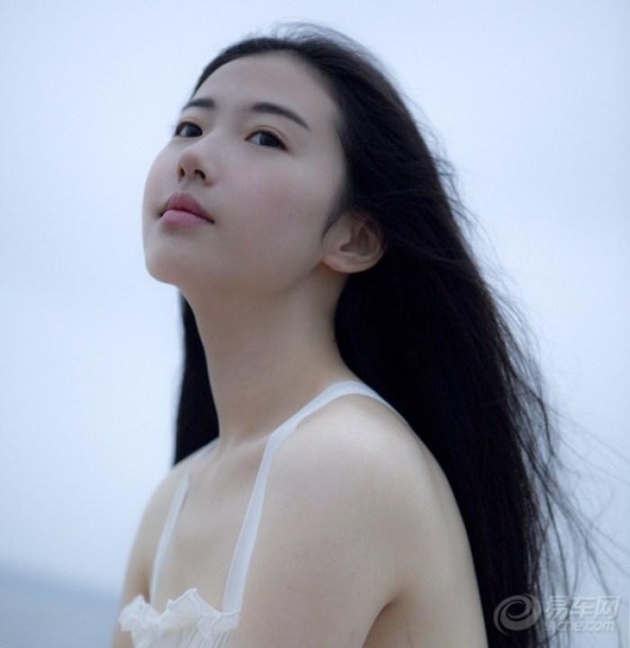 美女人像摄影大赏 新华博客