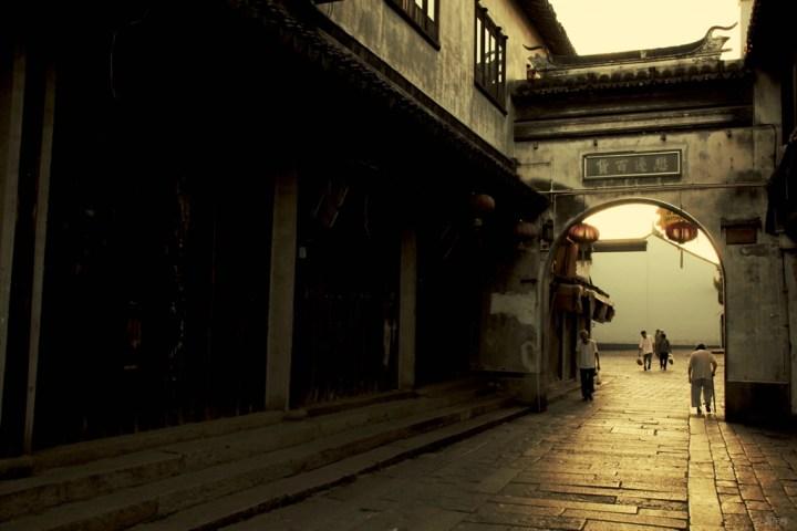 """随拍——""""东方小威尼斯""""同里 - 大胡 - 大胡欢迎您!"""