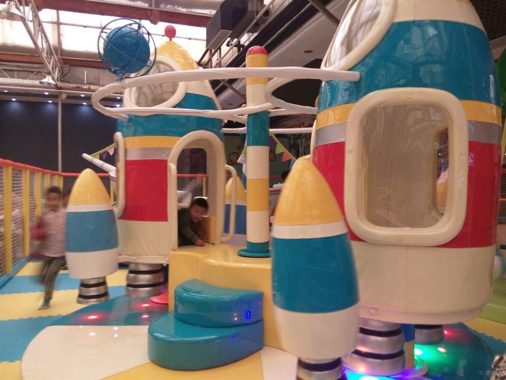 周末游------葫芦岛鑫龙湾生态儿童游乐园
