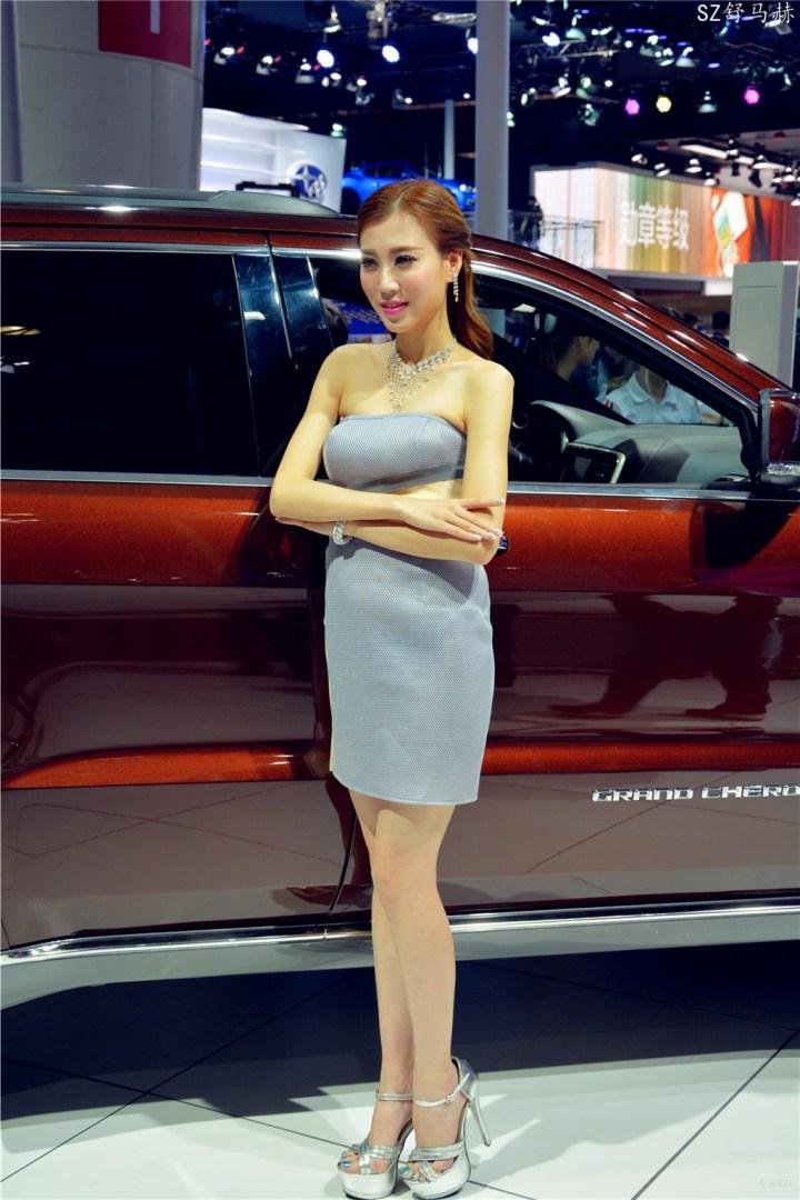 【原创首发】2014广州车展部分豪车及车模
