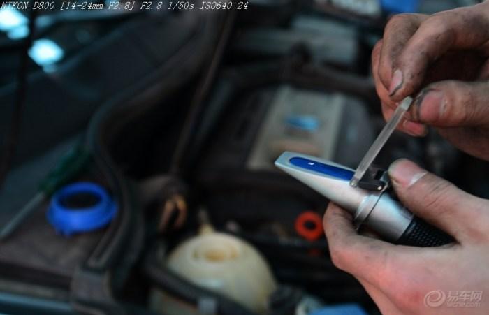迈腾维护——24个月到期更换刹车油和质保到期前的全面检测