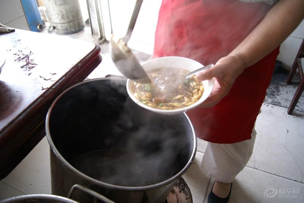 【【美食舌尖】千里寻大餐之一,霸州素冒。】背景图片图片魅力美食图片