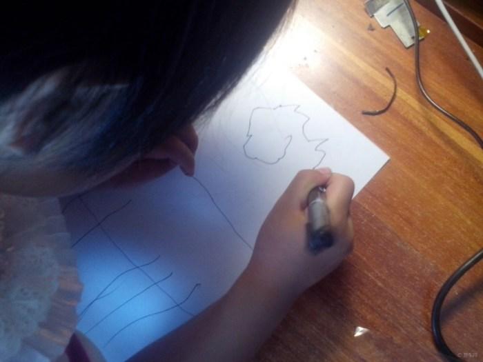 写一种动物的外形