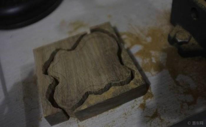 木头汽车手工制作