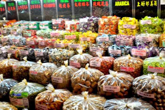 越南胡志明市批发市场——安东大市场