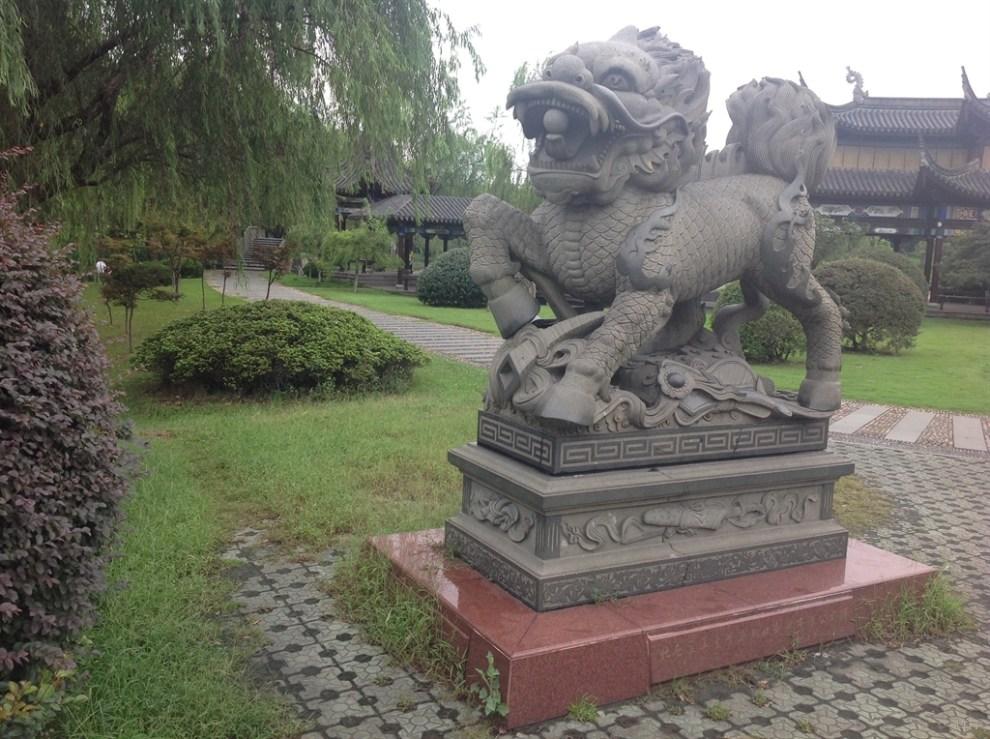 游宁波海天公园