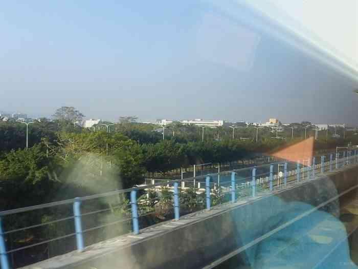 【广州南乘坐轻轨一路向珠海拱北站】安徽论坛