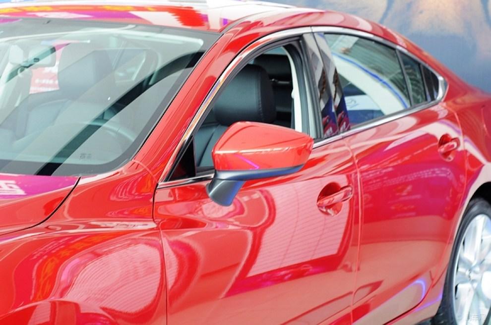 【易马当先】只为那一抹红,魂动阿特兹提车(60图)