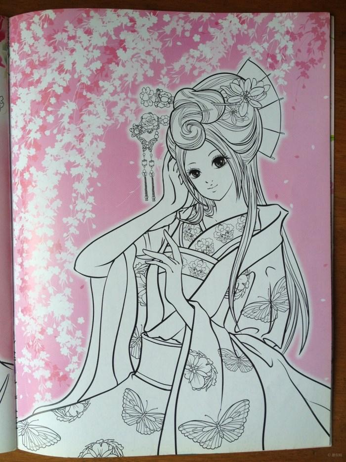 女儿最爱的涂色书:绘涂绘色涂色秀,最美涂色秀书籍,小公主必备哦!