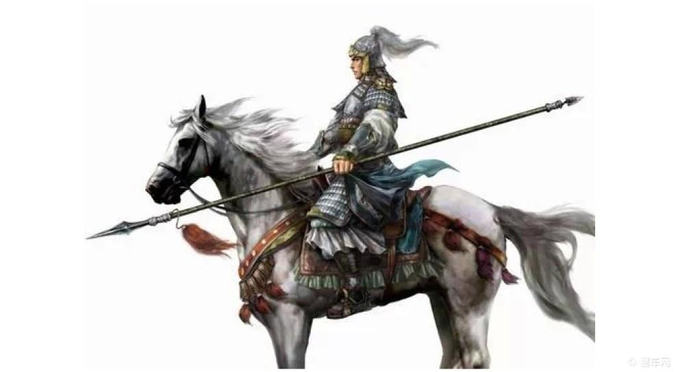 龙胆亮银_中国古代十大名枪第二名:龙胆亮银枪