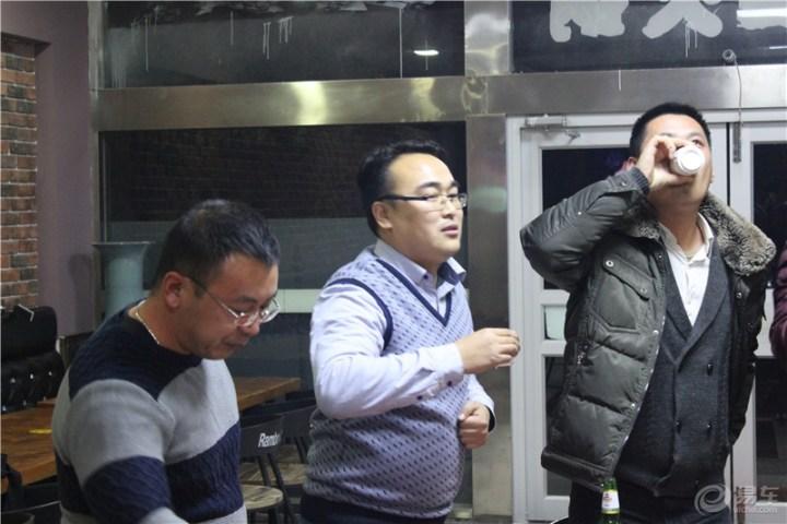 【12月烟台C4L聚会】青龙山全羊馆小聚