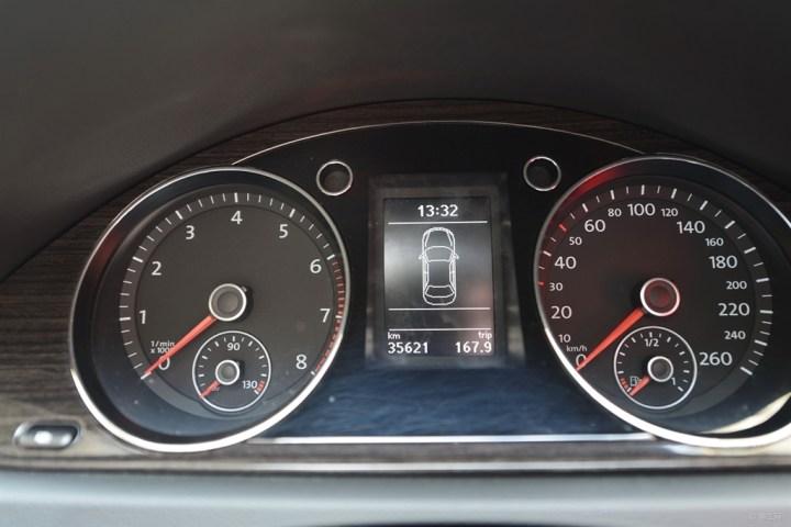 我的新迈腾3.5万公里第四次保养纪实