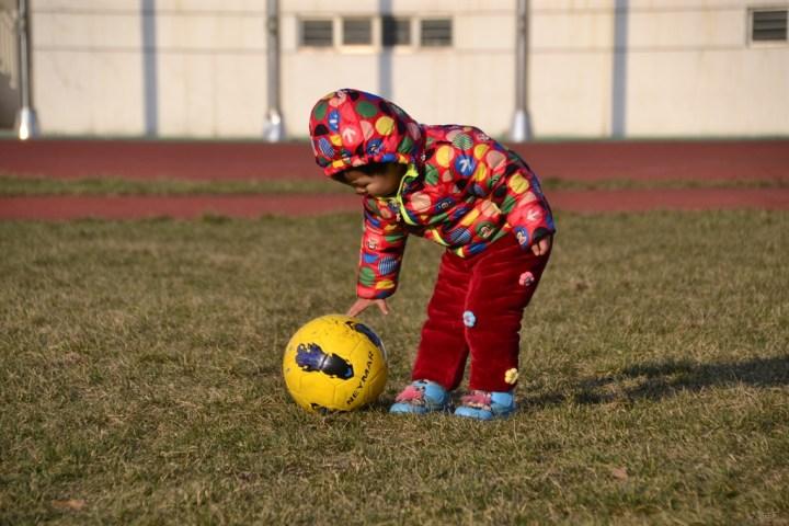 【【超宝动起来】足球小球迷】_超级宝贝论坛