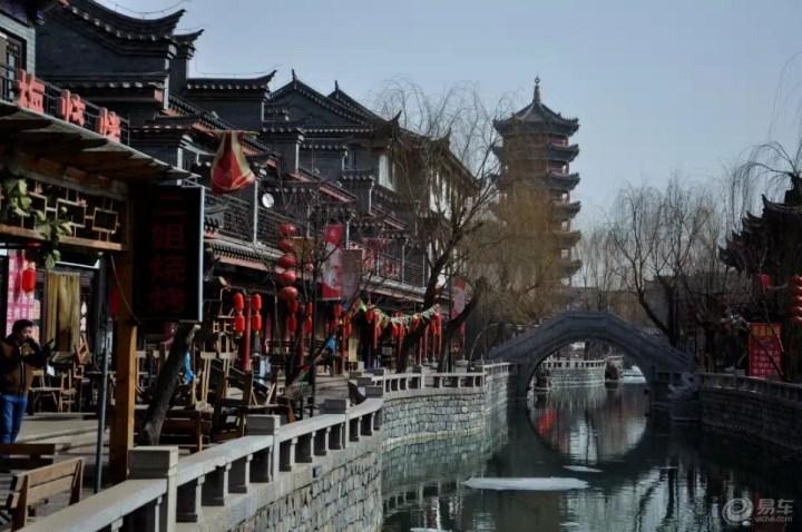 滦县九龙山风景