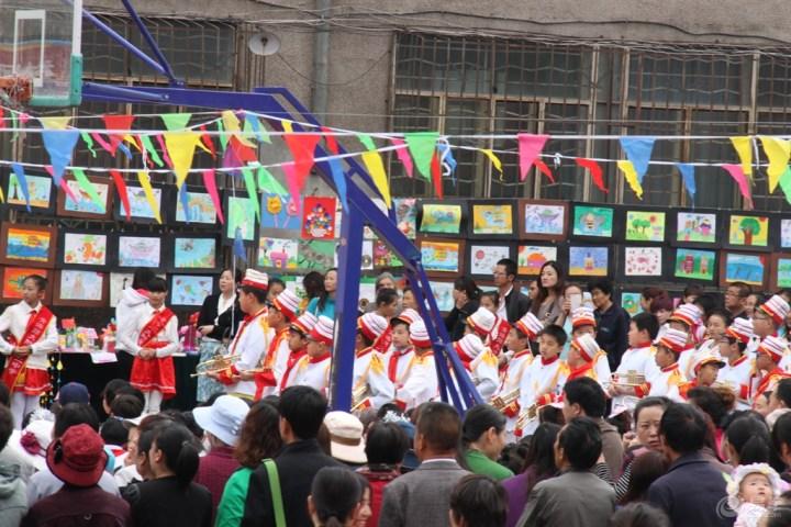 """红领巾畅想中国梦 社团活动展风采----庆""""六一""""活动"""