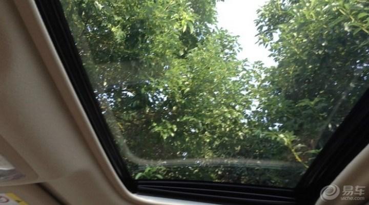 天窗   后排空间   中控   大鹏展翅   大脚   仪表盘高清图片
