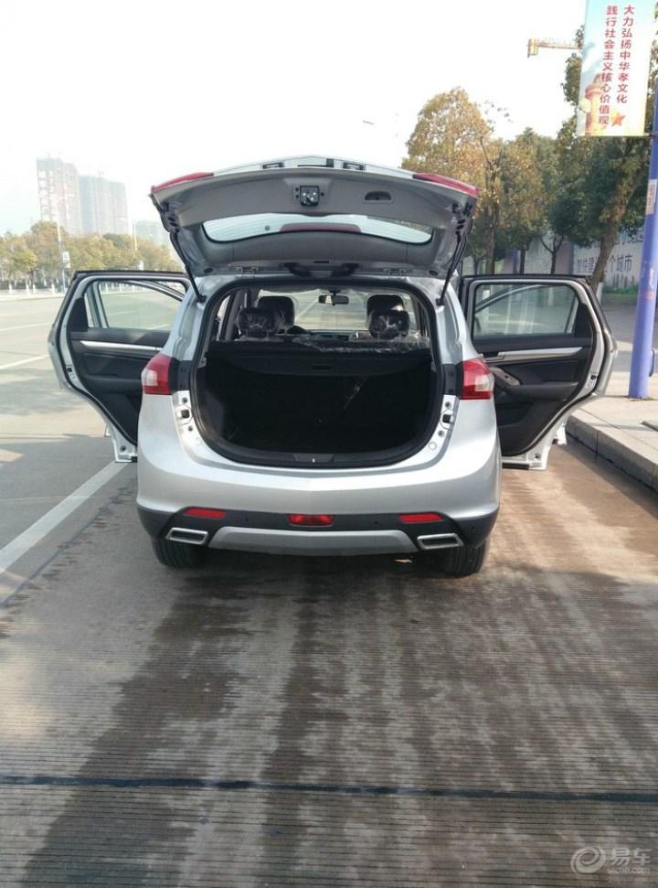 与绅宝X65创造未来:认定你---孝感首台X65自精提车