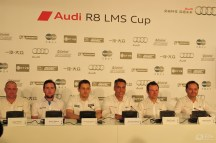 【速度与激情】奥迪R8 LMS Cup上海站激情赛...