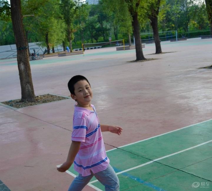 【【爱劳动要快乐】排球场上漫步】_超级宝贝