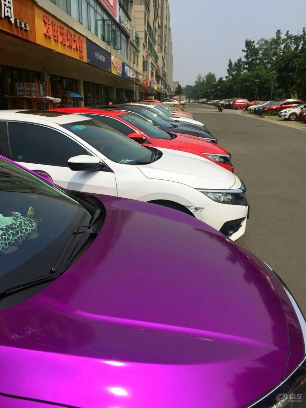 【成都地区十代思域微信v版主混脸熟!版主给哥瑞的车子怎么改装图片