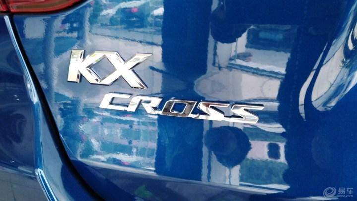 #新车集中营##抢先拍#KXCORSS抢先拍(江西南昌)