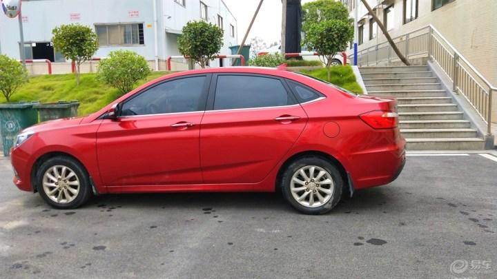 感恩一路陪伴,我的红色悦翔V7---悦翔V7用车两年有感