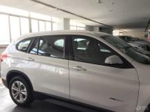 2016款 sDrive18Li尊享型 矿石白 提车作业