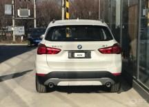 新X1 xDrive20Li 尊享型 提车20天作业