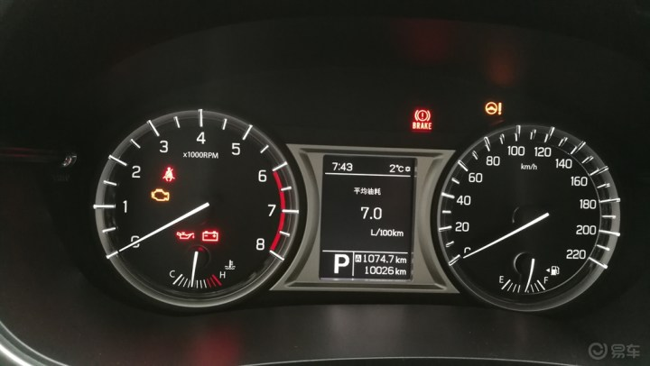 维特拉10000km用车感受