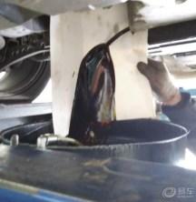 捷豹XJL保养作业奉上,赶上活动机油全免,有...