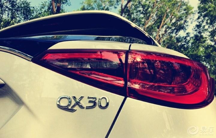 慢慢发现她的美——我的QX30